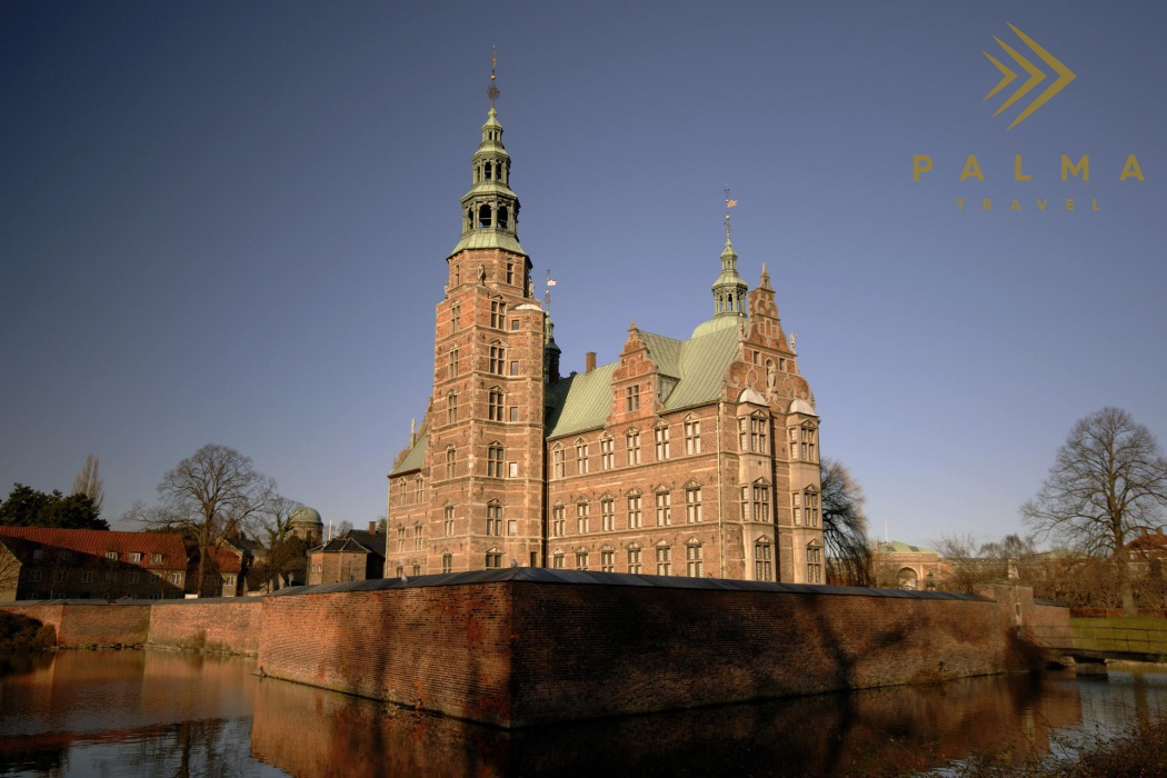 Dánsko - Rosenborg castle