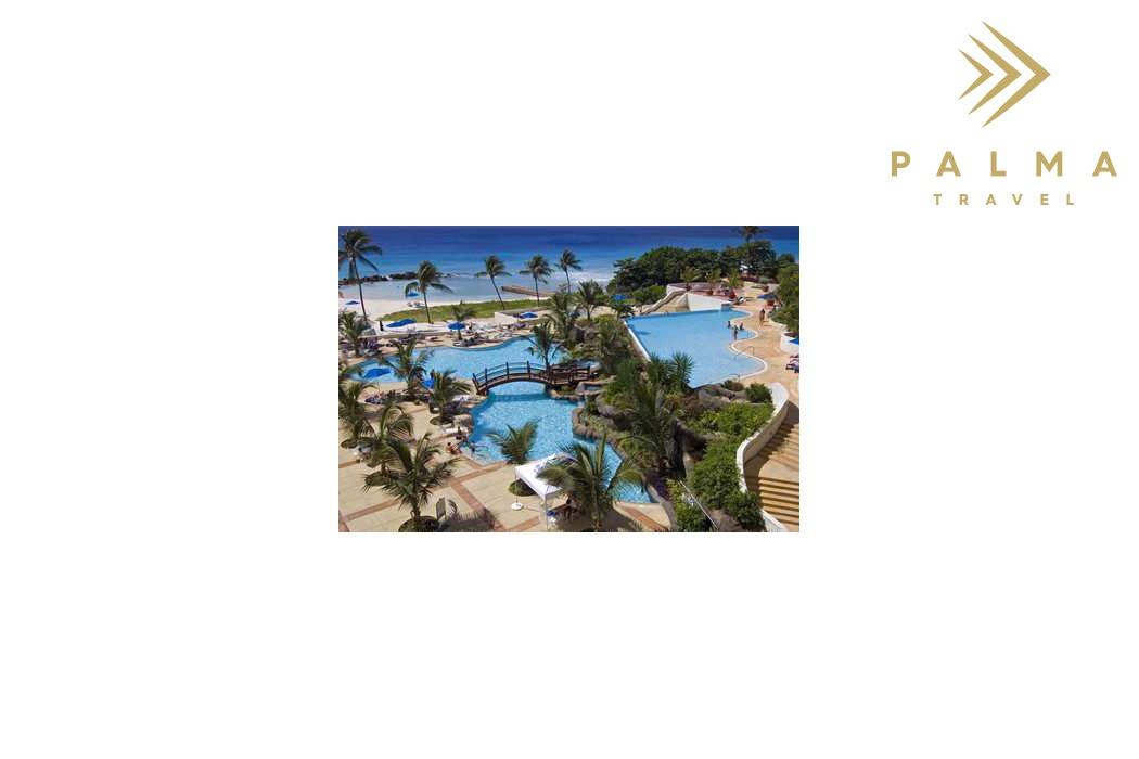 Barbados - hotel Hilton