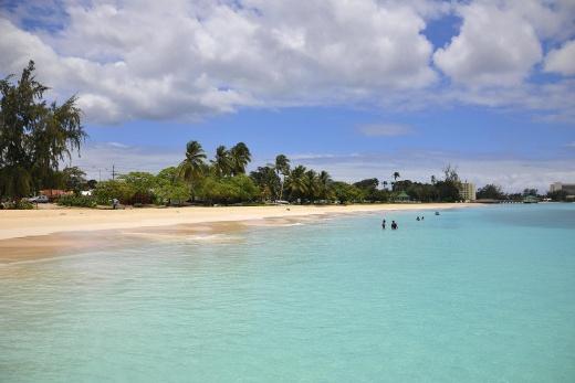 Barbados Carlise Bay