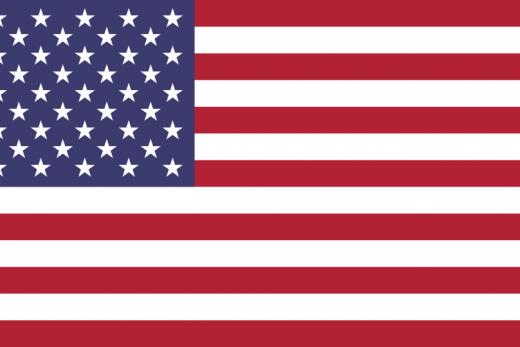 USA - Spojené Státy Americké