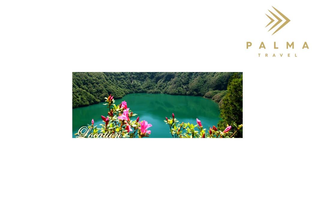 Ponta Delgada - sopečné jezero