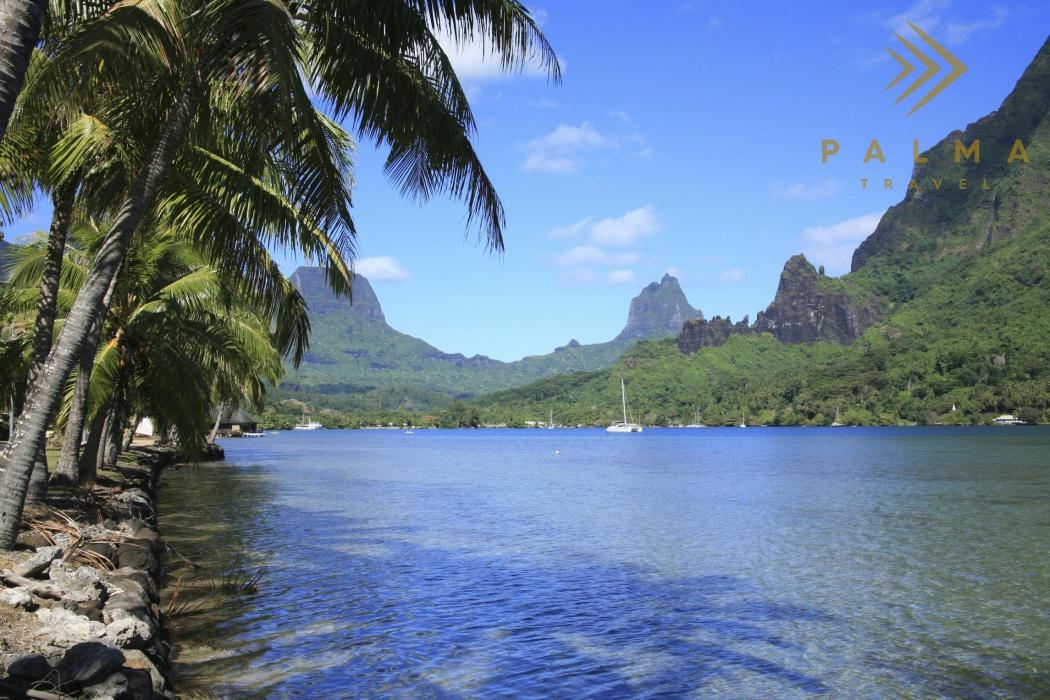 Francouzská Polynésie Tahiti