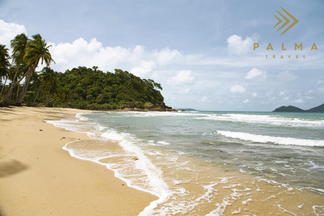 Thajsko ostrov Koh Chang