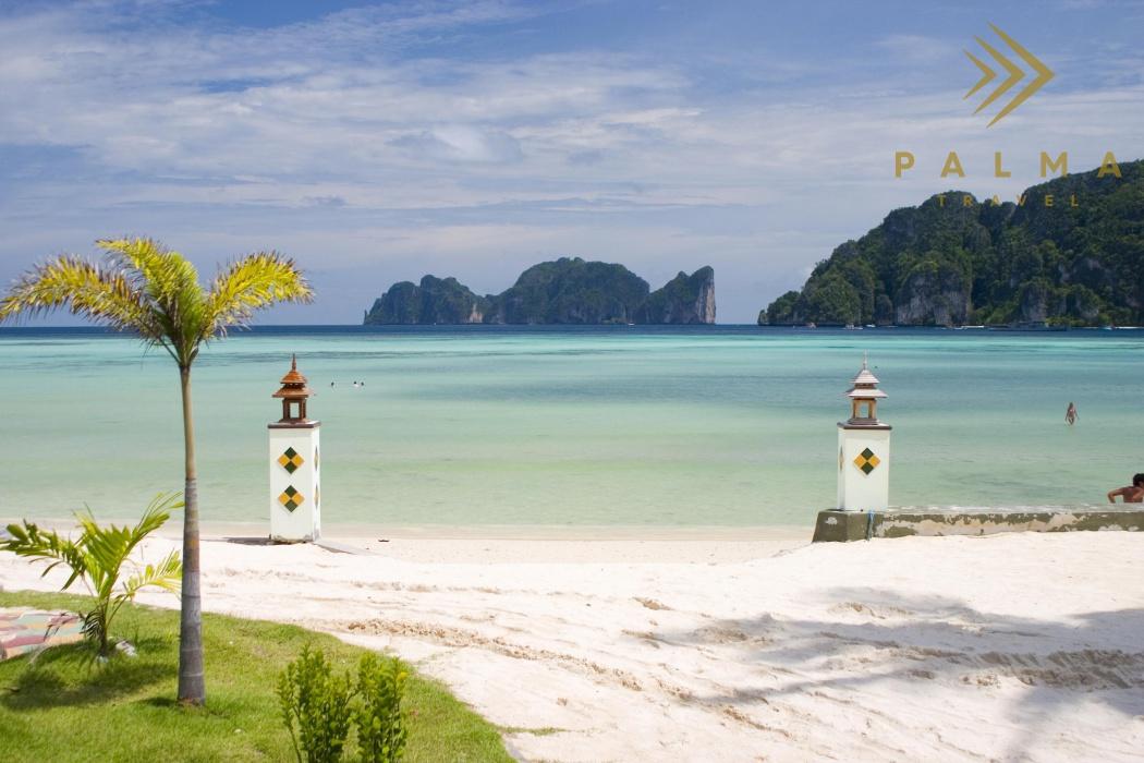Thajsko ostrov Phi Phi
