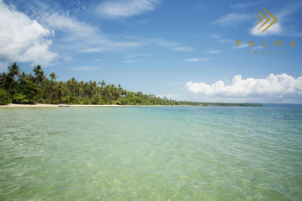 Thajsko ostrov Koh Maak