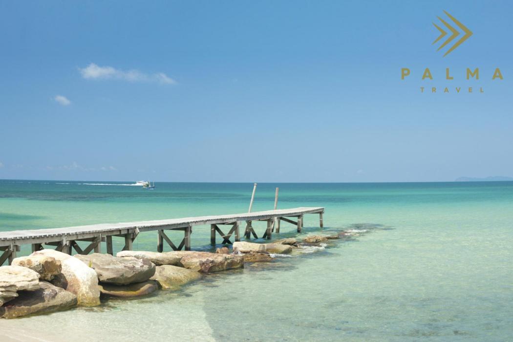 Thajsko ostrov Koh Kood