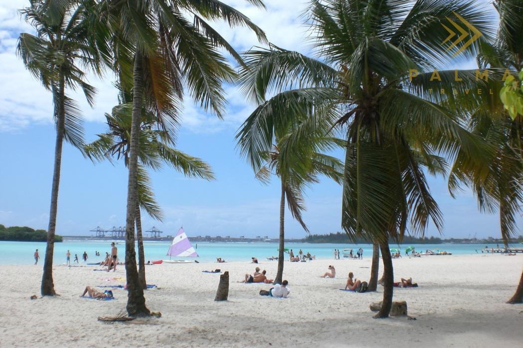 Dominikánská Republika - Boca Chica