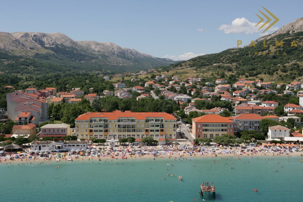 Chorvatsko - ostrov Krk