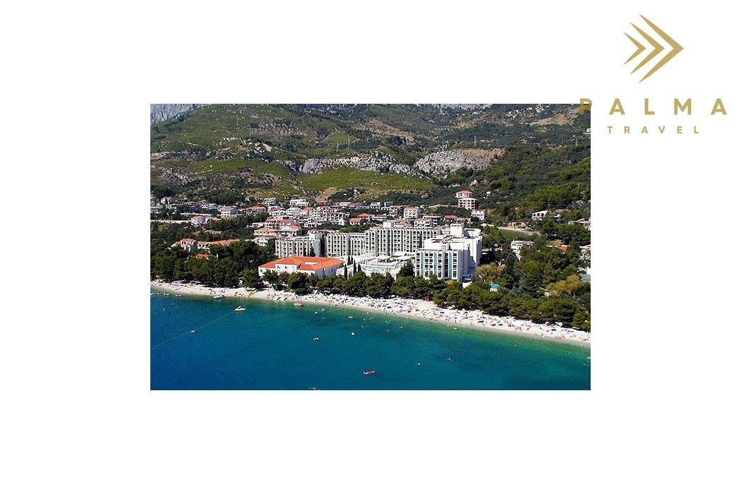 Chorvatsko - Tučepi