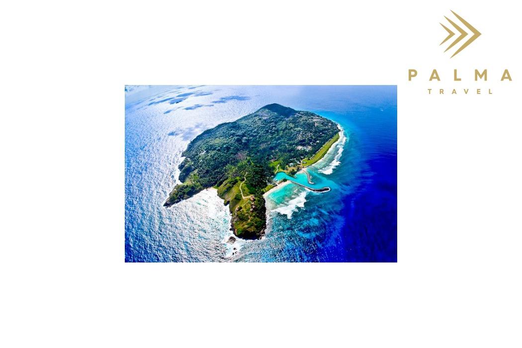 Seychely - Fregate Island Private