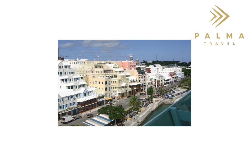 Bermudy - Hamilton