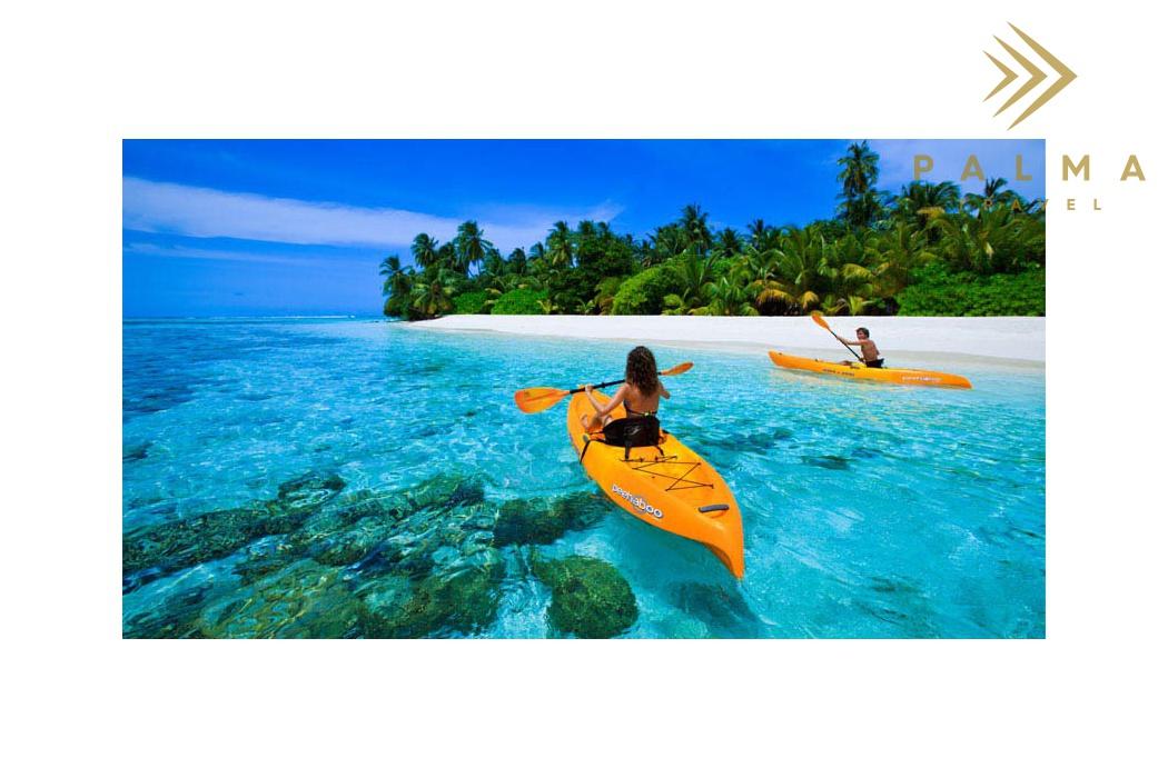 Maledivy - Dhaalu Atol