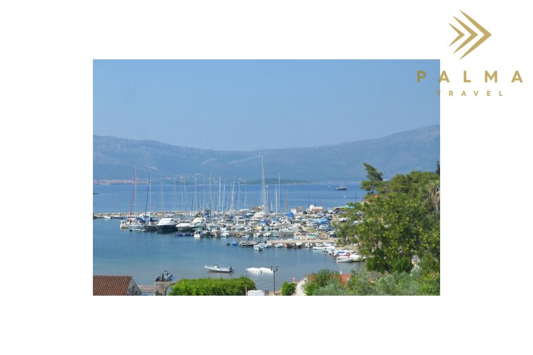 Chorvatsko - Lumbarda