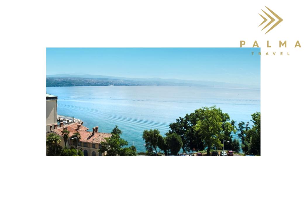 Chorvatsko - Opatija