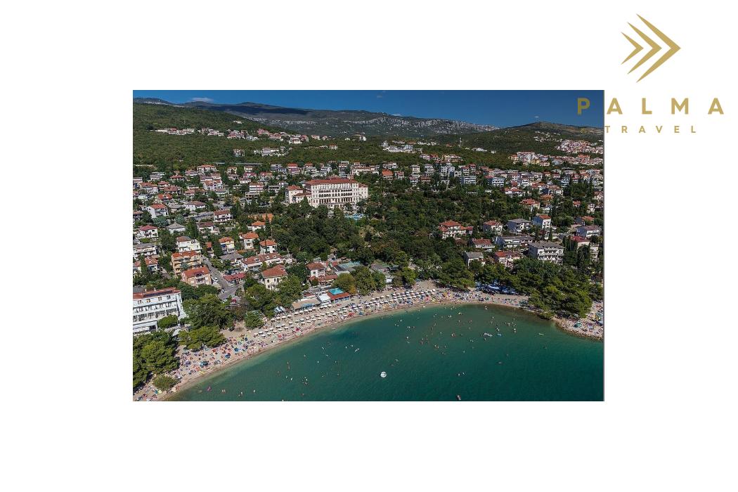 Chorvatsko - Crikvenica