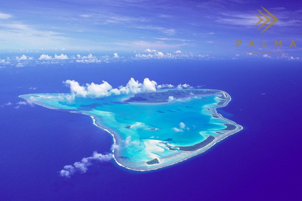 Cookovy Ostrovy - Aitutaki