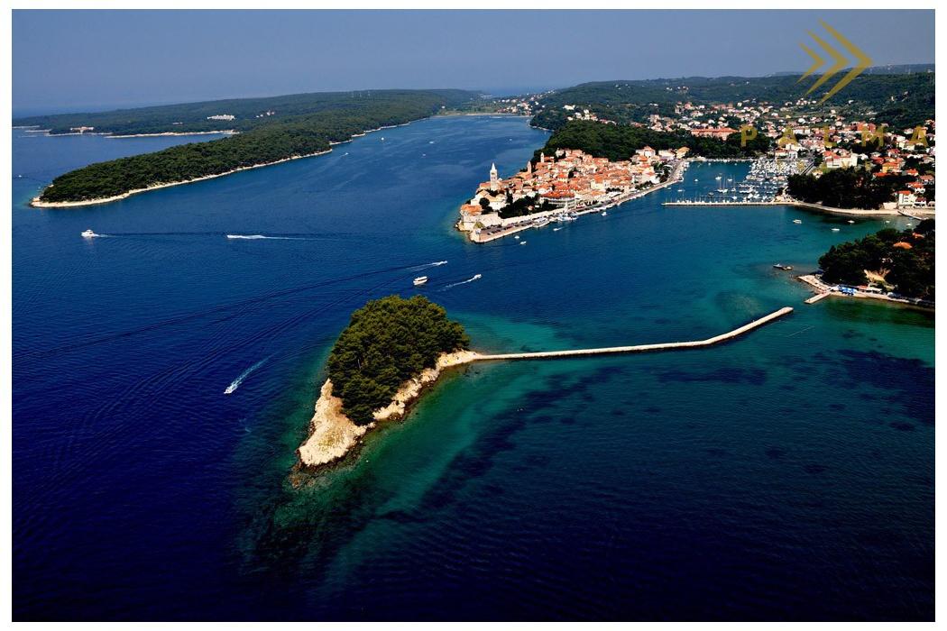 Chorvatsko - Ostrov Rab