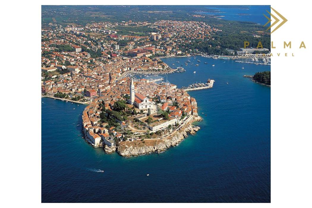 Chorvatsko - Rovinj