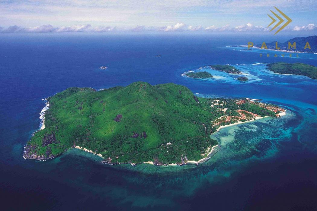 Sainte Anne ostrov