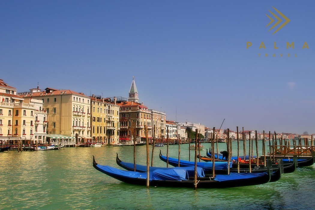 Benátky - Grand Canal