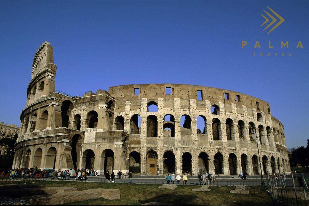 Řím Koloseum