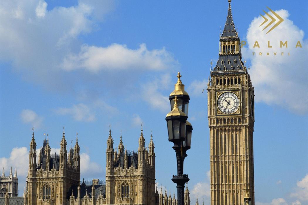 Big Ben a parlament