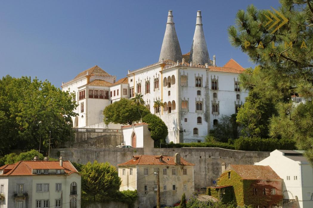Lisabon - Palacio Nacional de Sintra