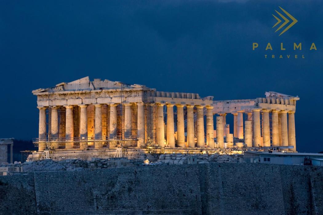Atény Akropole