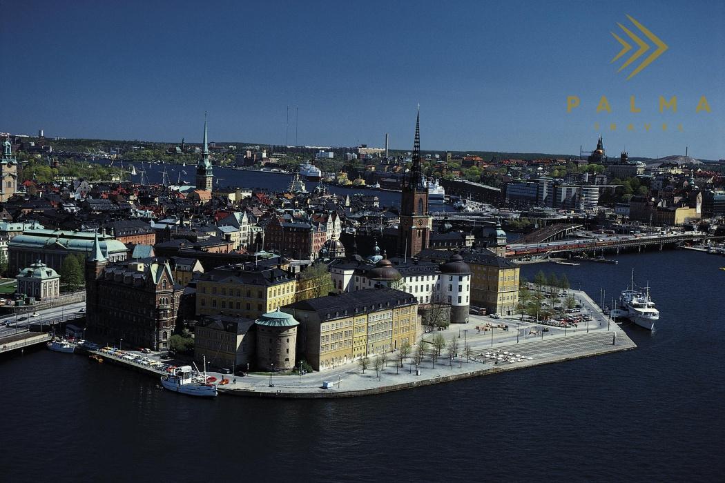 Stockholm - Staré Město