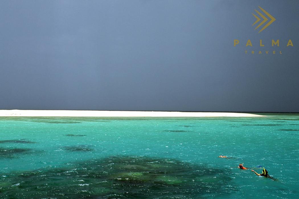 Austrálie Bariérový útes