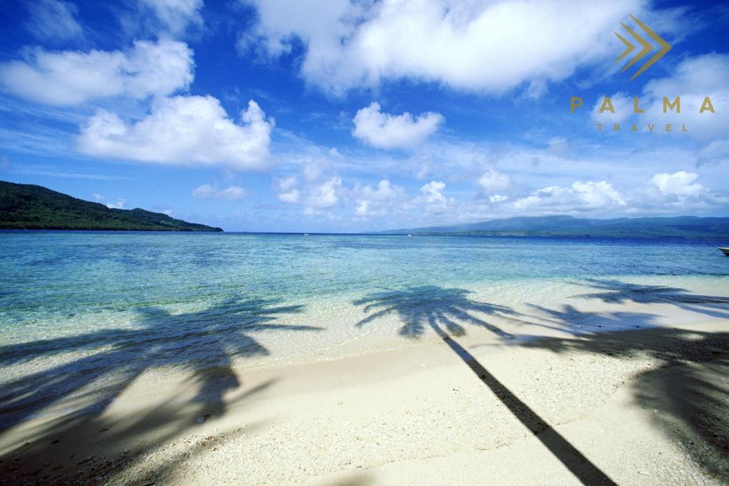 Fidži - Mamanucké ostrovy