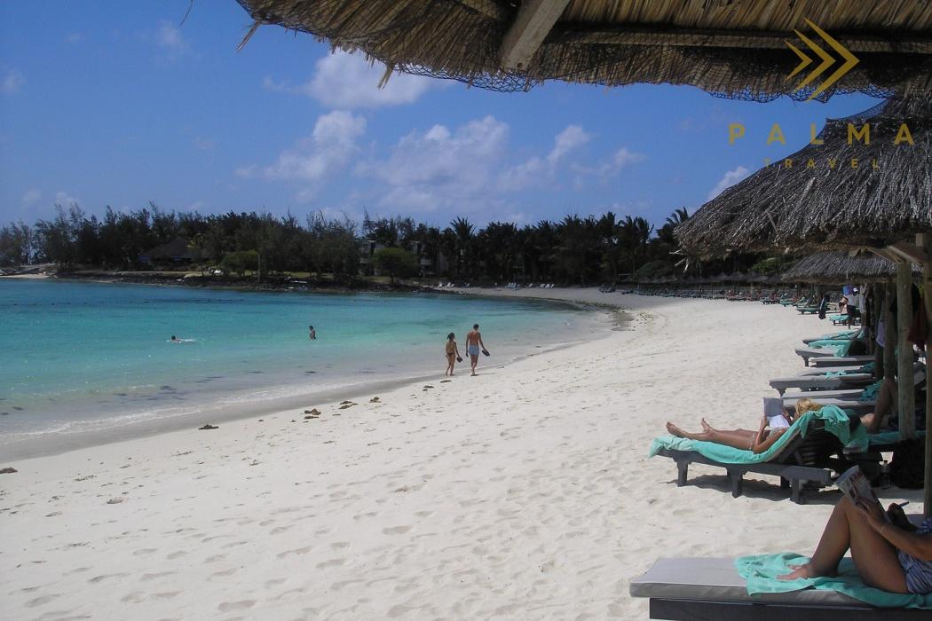 Mauritius - Belle Mare plage