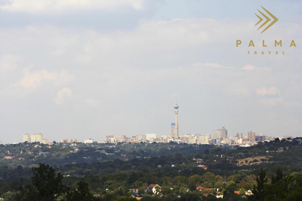 Jihoafrická Republika Johannesburg
