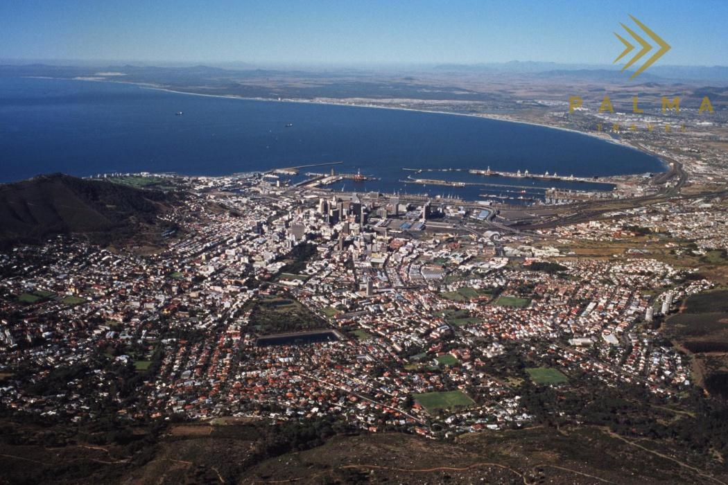 Jihoafrická Republika Kapské Město