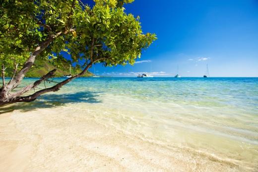 Francouzská Polynésie Moorea