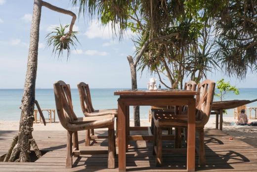 Thajsko - ostrov Koh Lanta