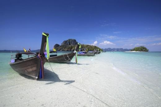 Thajsko - Krabi