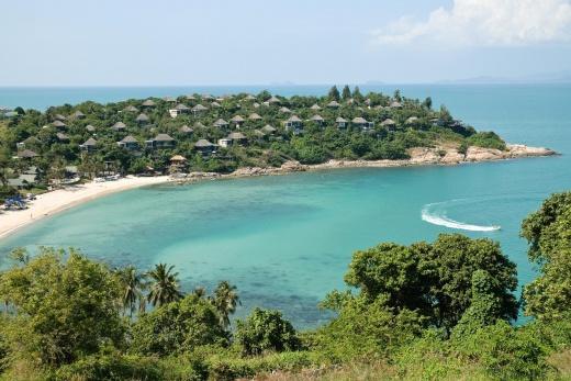 Thajsko ostrov Koh Samui