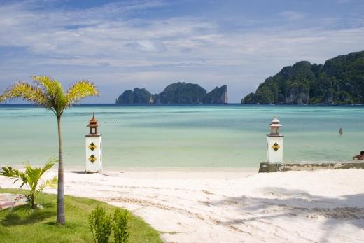 Thajsko - Thajsko - ostrov Phi Phi