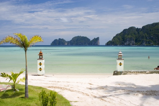 Thajsko - ostrov Phi Phi