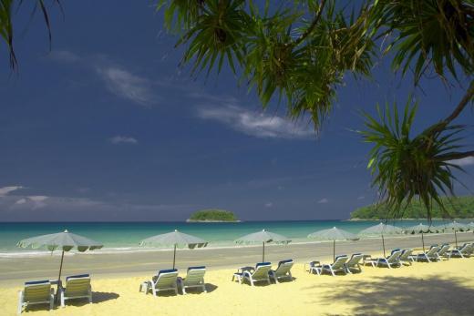 Thajsko - ostrov Phuket