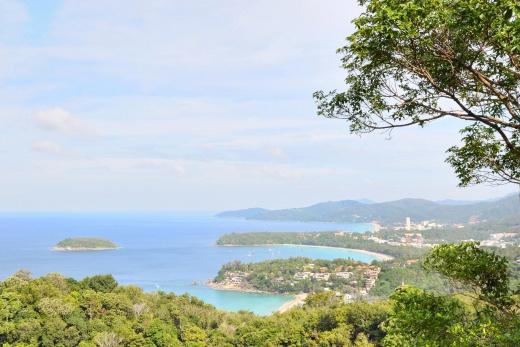 Thajsko ostrov Phuket