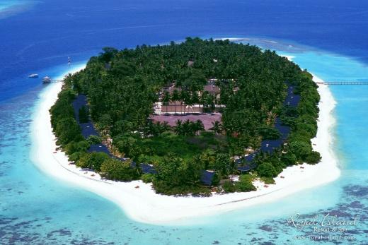 Maledivy - Maledivy - Baa Atol