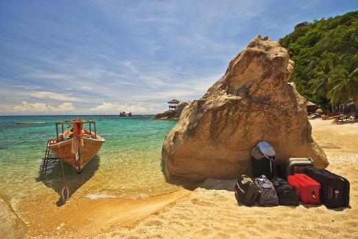Thajsko - ostrov Koh Samet