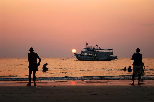 Thajsko ostrov Koh Samet