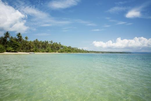 Thajsko - ostrov Koh Mak