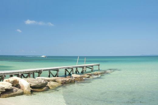 Thajsko - ostrov Koh Kood