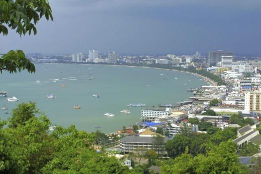 Thajsko - Thajsko - Pattaya