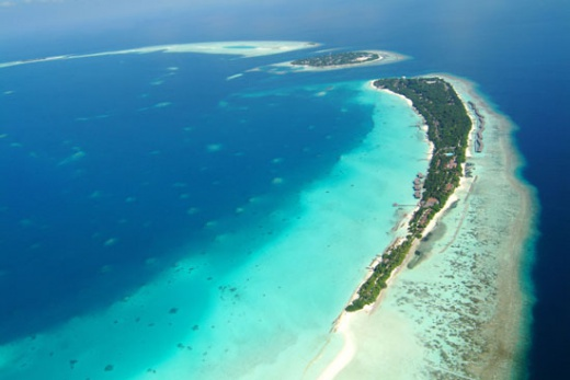 Maledivy - Maledivy - Severní Ari Atol