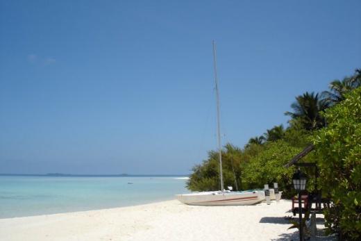 Maledivy - Maledivy - Jižní Malé Atol